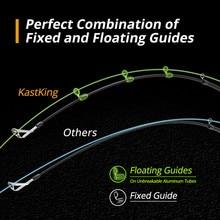 KastKing BlackHawk 2  Carbon Portable Telescopic Fishing Rod