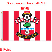 England Southampton FC decoration Flag A 3ft*5ft (150cm*90cm)