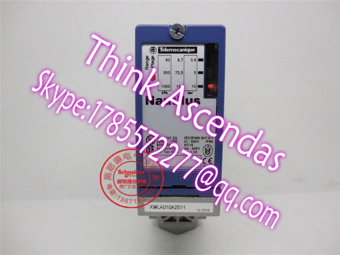 New Original PRESSURE SWITCH XMLA010A2S11 XML-A010A2S11 new original pressure switch gw500a6