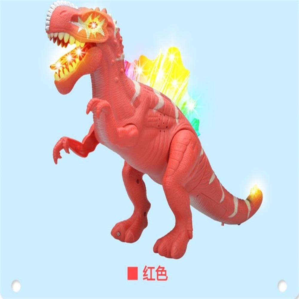 brinquedo dinossauro animal de brinquedo eletrico 04