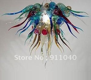 LR194-Free Shipping Best Seller 60*60cm Cheap Glass Chandelier