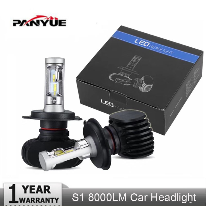 PANYUE CSP Led Headlights H1/H3/H4/H7/H11/880/9005/9006