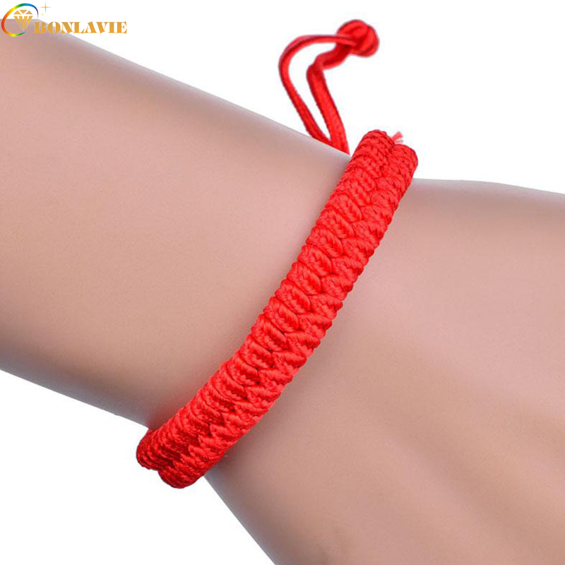 New Chinese Style Jewellery Cords Braided Lucky Rope Handmade Friendship Bracelets Wristlet Wholesale