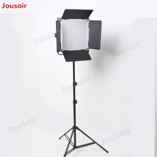 LED600 panneau de température bicolore film photographique et éclairage vidéo avec écran à quatre feuilles CD50