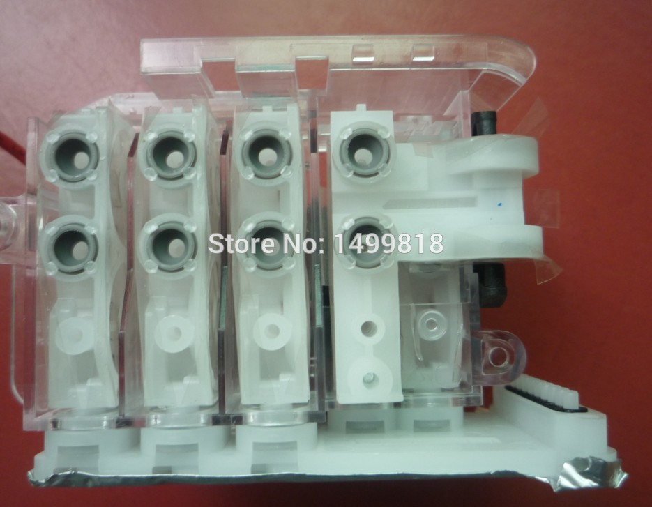 New and original INK SYSTEM ASSY for EPSON PRO 3890 3850 3800 3880 3885 3890 INK ADAPTER ASSY 1pcs for epson 3880 ink cartridge chip resetter for epson 3890 for epson stylus pro3880 3800 3890 3850 3800c with free shipping