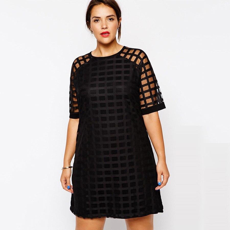 aliexpress buy plus size vestidos 6xl dress