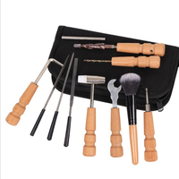 Instruments Professional With Bag Guitar Tool Sets Winder Maintenance Wrench Repair Kit Nut Accessories Drill String