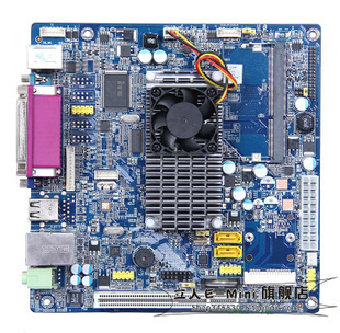 D525S 2COM Mini Industrial Motherboard Pos For Household 100% tested perfect quality