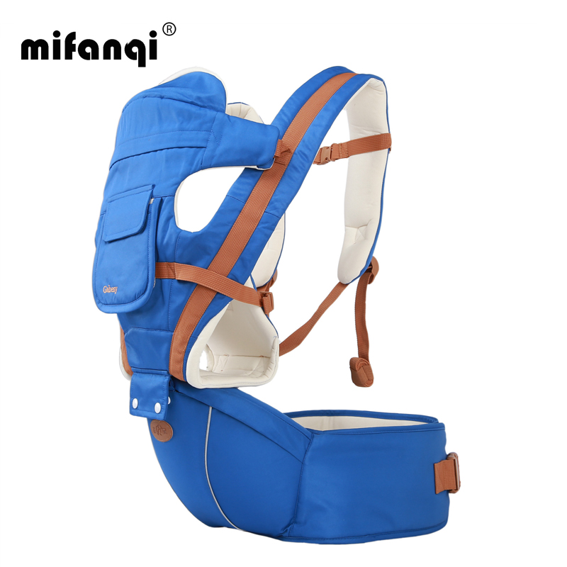 0-32month baby carrier Multifunction Baby Carrier Backpack Breathable Cotton Sling For Baby Wrap Rider Canvas Backpack baby carrier backpack