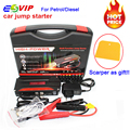 High Quality Portable power Jump Starter Car jump Starter 4USB Power bank Battery Charger for Mobile Phone Laptop