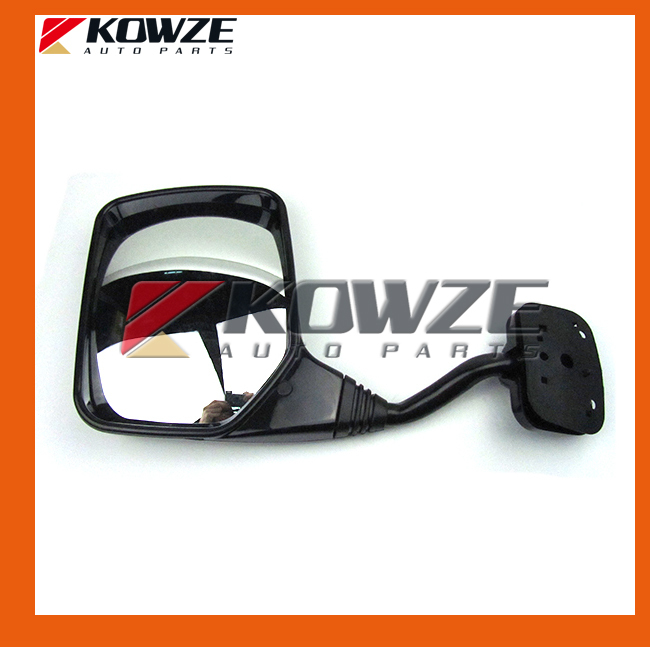 Back Under View Mirror For Mitsubishi Pajero Montero V73 6G72 V75 6G74 V77 6G75 V78 4M41 MR388001 Mitsubishi Pajero