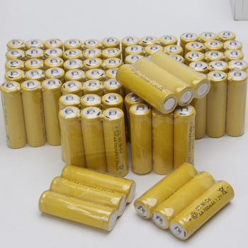 50PCS NI-CD AA 1.2V 700MAH rechargeable batteries 500 times lifetime toy car mp3 mp4 batterie