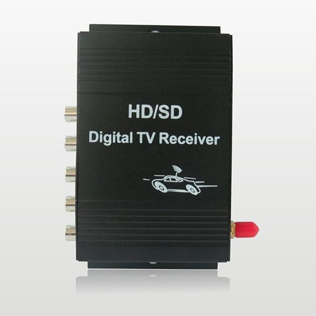 Récepteur de télévision numérique du brésil de ISDB-T pour le brésil