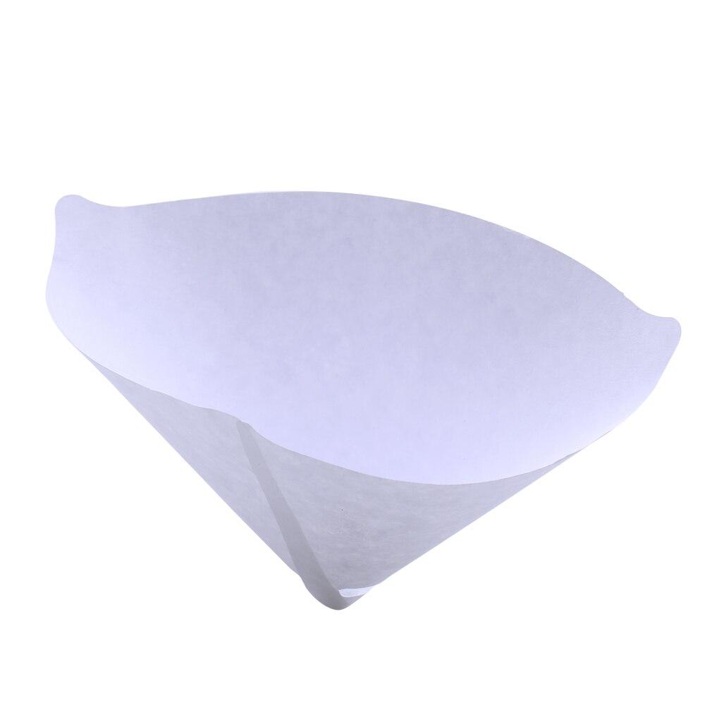 Image 5 - WAERTA 50 шт. краски фильтр бумажная Воронка краски автомобиля спрей краски фильтр одноразовая фильтровальная бумага-in Распылители from Инструменты on