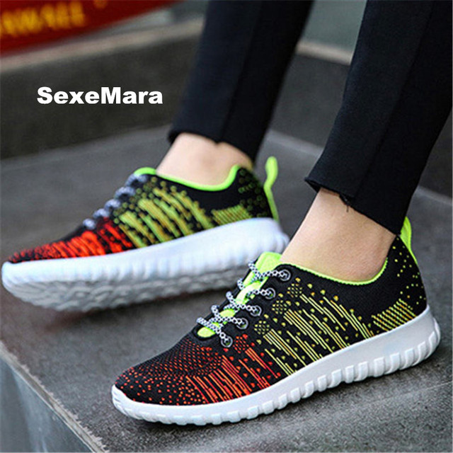 2018 Women s Shoes sneakers women s mesh Running shoes for women feminino  sport woman Basket Femme Donna buty damskie size 35-40 accbc06db89