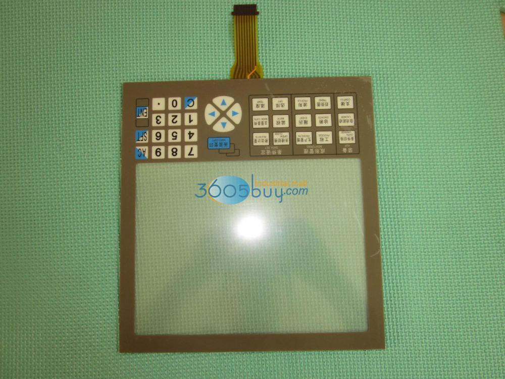 все цены на Injection Molding Machine Operation Panel NC9000F NX21 Touch Screen glass new онлайн