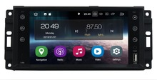 цена на 2Din Android 9.0 Car DVD Player AutoRadio For jeep compass Chrysler 300C/Dodge/Grand Cherokee Wrangler GPS Navi Audio Head Unit
