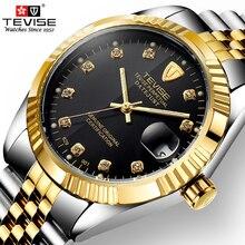 Top Brand Luxury Waterproof Automatic Watch Men font b Mechanical b font Watch Luminous Sport Casual
