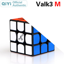 QiYi The Valk 3 M 3x3x3 Magnetic Magic Cube Valk3 Valk3M Magnets 3x3 Professional Speed Puzzle Antistress Fidget Kids Toys