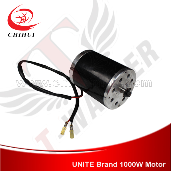 1000W Electric Scooter Motors  36V Brushed Electric DC Motor UNITE Motor (CE-approved Electric Motor)