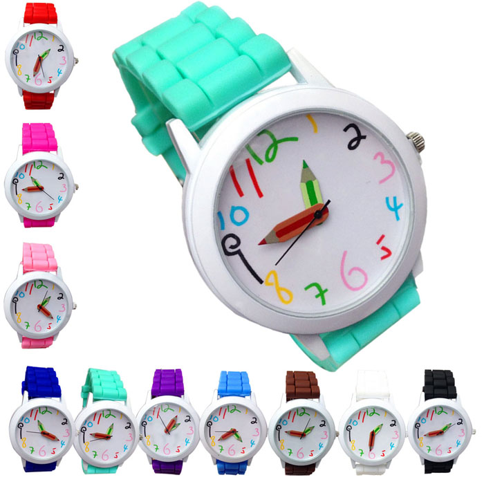 High Quality Unisex Watch Fashion Quartz Unisex Boys and Girls Beautiful Students All-Match Watch Top Gifts Dropshipping M11