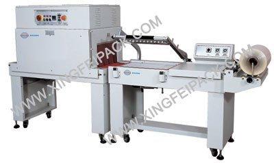 XF-FS L-Bar Sealing and Shrinking Machine/ shrink sealer/ sealing machine