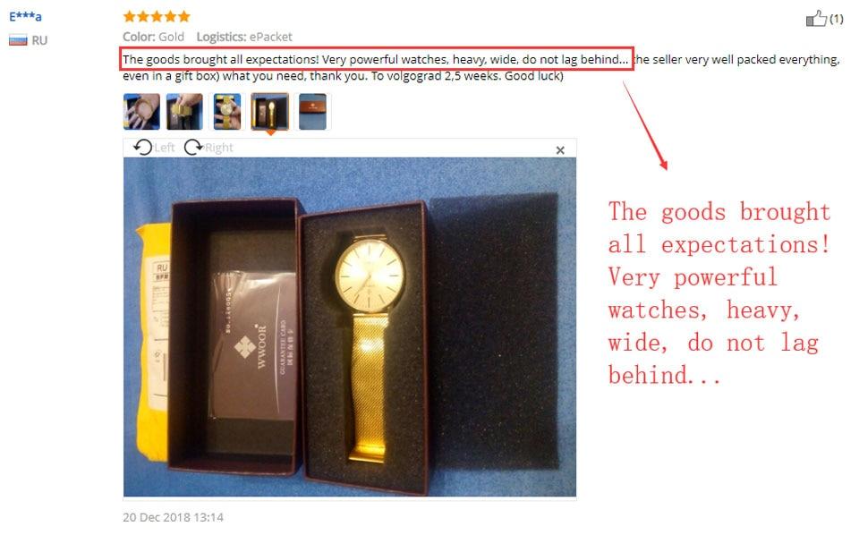 HTB1kFVWN4TpK1RjSZFKq6y2wXXaD WWOOR Men Simple Slim Quartz Watch Gold Steel Mesh Ultra Thin Men Watches Luxury Brand Waterproof Male Wrist Watch Golden Clock