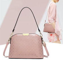 Ladies Europe and the United States shoulder bag Messenger bag PU handbag Messenger bag