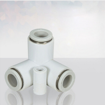tube size 4mm Fitting Delta Union KQ2D