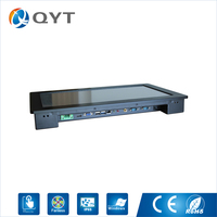 Inter J1900 Cpu 21 5 Fanless And Noiseless Industrial Tablet Pc Touch Screen Computer QY 215C