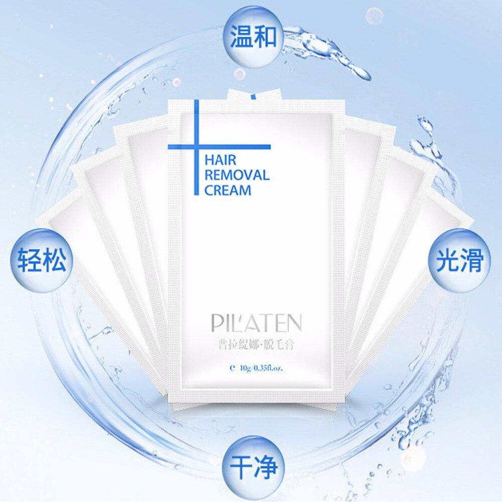 5pcs lot Painless Depilatory font b Cream b font Legs skin care Depilation font b Cream