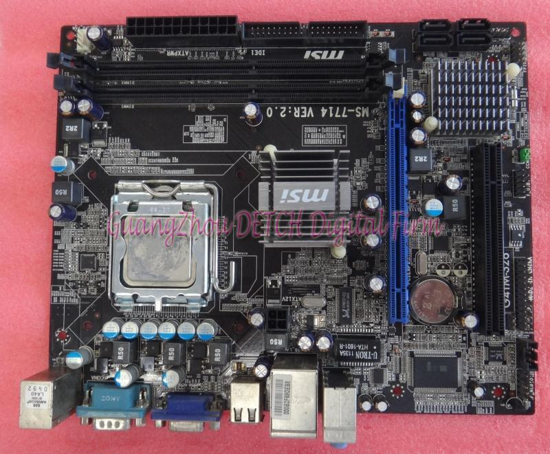 MSI G41M-S26 supports 775 DDR3 integrated small plate G41 Motherboard asus ms g31mel support ddr2 775 pin integrated small plate g31 motherboard