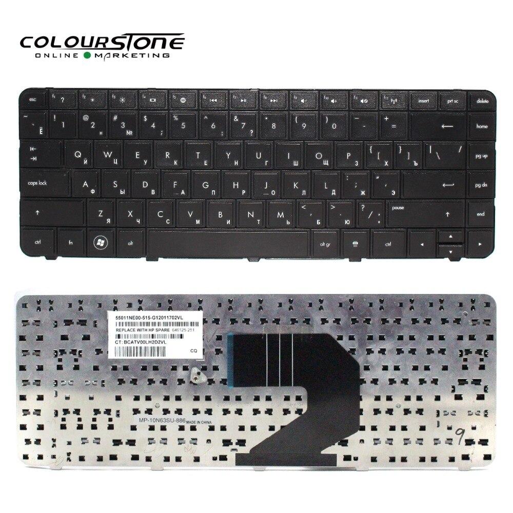 RU Laptop Keyboard For HP COMPAQ 430 431 630 635 640 650 655 CQ43 CQ57 CQ58 G4-1000 G6-1000 Russian Notebook Teclado