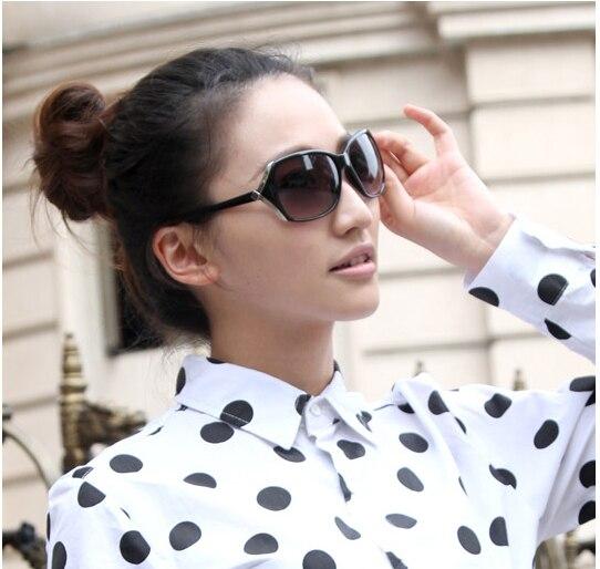 RBspace Brand Sunglasses womens 2017 Fashion female gradient polarized sunglasses big box trend sunglasses female sunglasses