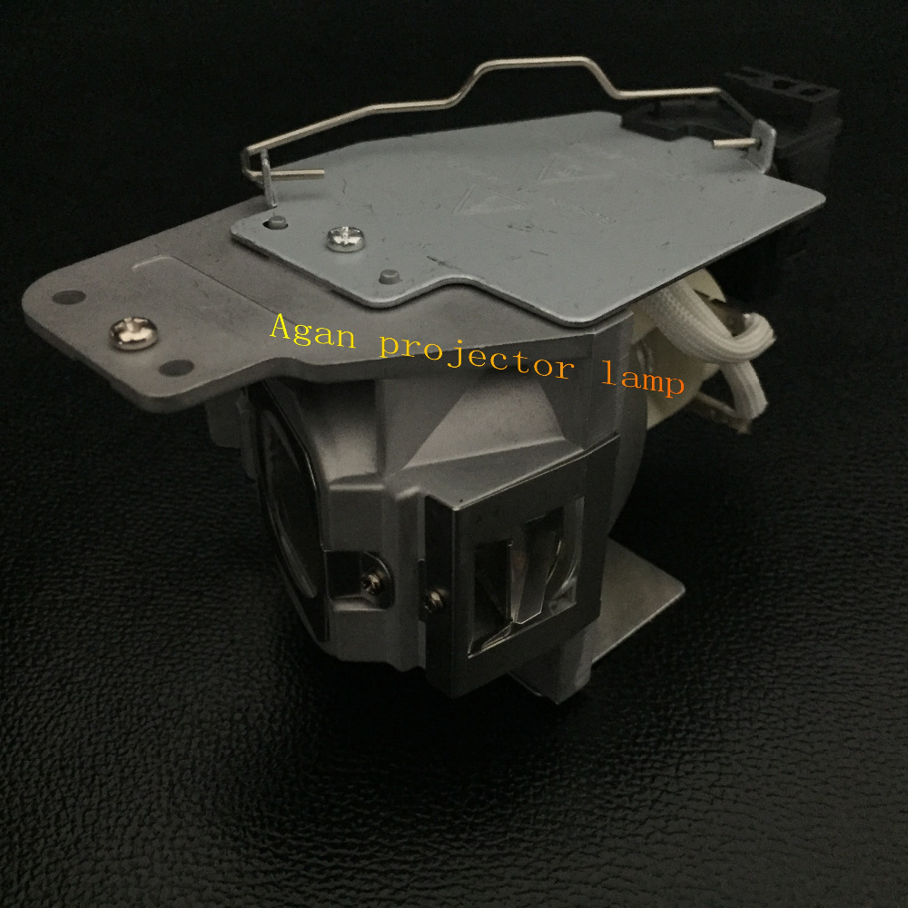 5J.J9E05.001 Replacement Lamp with Housing and FACTORY ORIGINAL BULB for BENQ W1500 / W1400 Projectors