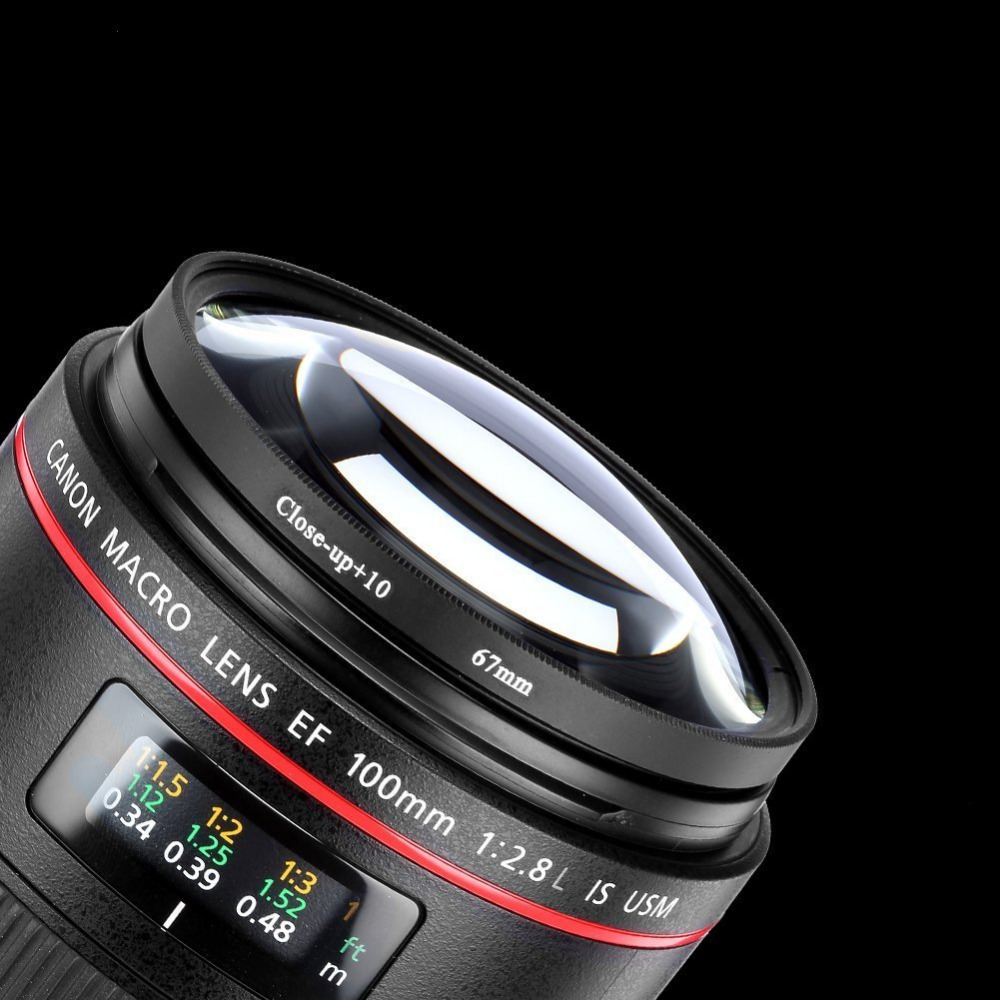 Neewer 67mm Professional Lens Filter Close Up Macro Accessory Kit Canon Eos 70d 18 135mm Is Stm Wifi Paket Getsubject Aeproduct