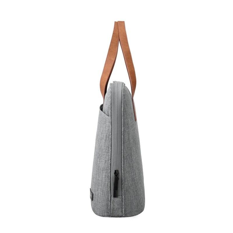 db9482caae352 BAGSMART New Fashion Nylon mężczyźni 14 Cal torba na Laptop torba na ramię  znanej marki Messenger torby przyczynowe torebki Laptop teczki męskie