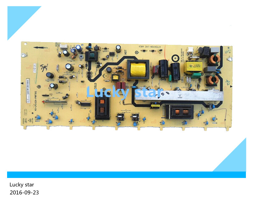 98% new original for Power Supply Board L42F11 40-LPL42A-PWF1XG 08-LA422C0-PW200AA high voltage board стоимость