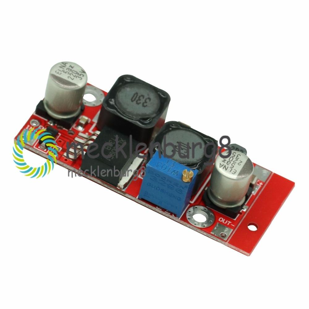 5PCS DC Boost Buck adjustable step up down Converter XL6009 Module Solar Voltage