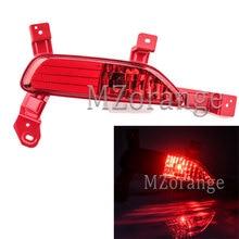 MIZIAUTO Car Red Tail light for Kia Sorento 2015 2016 2017 Rear Bumper Reflertor Lamp Brake light rear fog lights Car Assembly стоимость