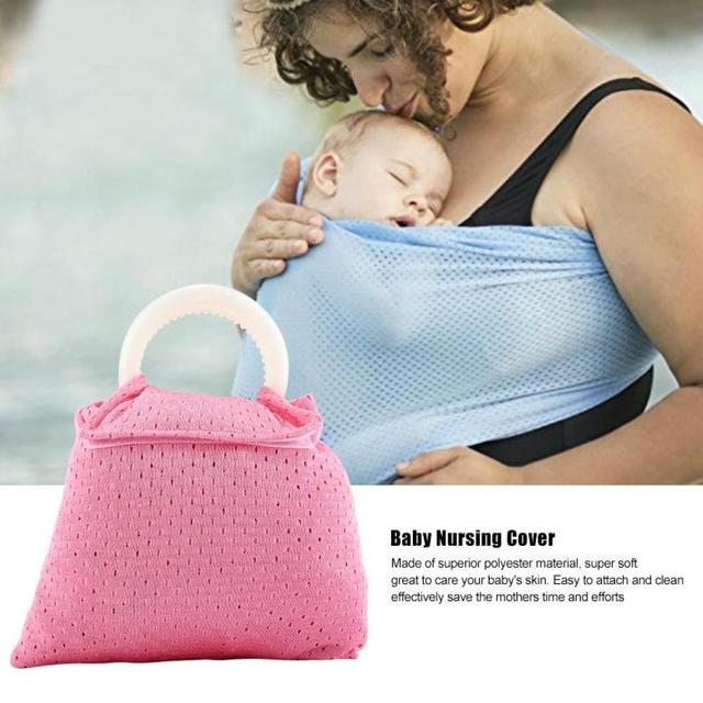305b0c0be7a Summer hot sale baby Water Sling Nursing Breastfeeding Cover Stretchy Mesh  Wraps Carrier for Baby Infant Quick Dry Beach Pool