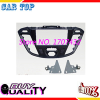Top Quality Radio Fascia For FORD C MAX CMAX 2011 For FORD KUGA 2013 Stereo Fascia