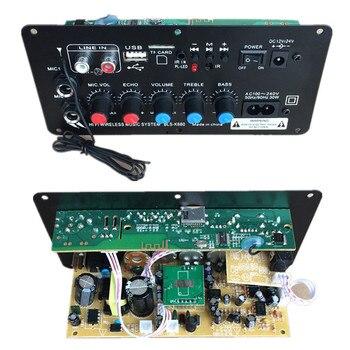 Amplifier Board Subwoofer Karaoke DIY Trolley speaker 2
