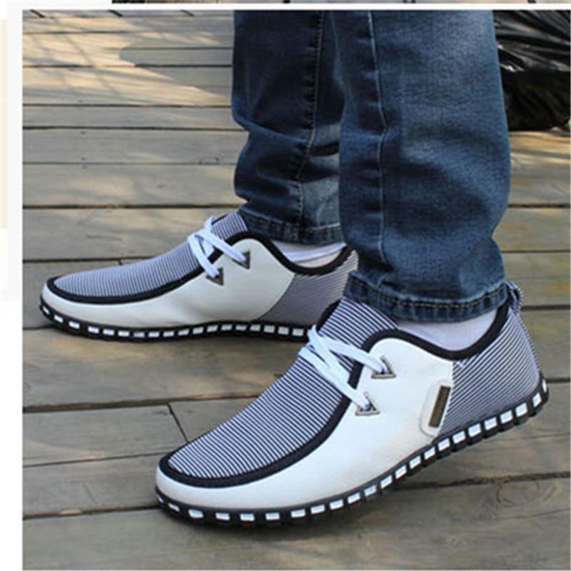 La Loisirs bleu vert Chaussures De Mode D'affaires Respirant blanc Hommes Noir Printemps Étanche xBWQodCer