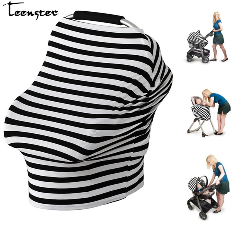 Teenster Baby Car Seat Cover Nursing Breastfeeding Shopping