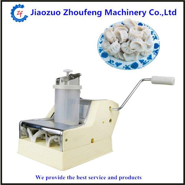 Home use mini manual gyoza dumpling machine household dumpling machine mini manual home use multifunctional gyoza jiaozi maker kitchen tools zf