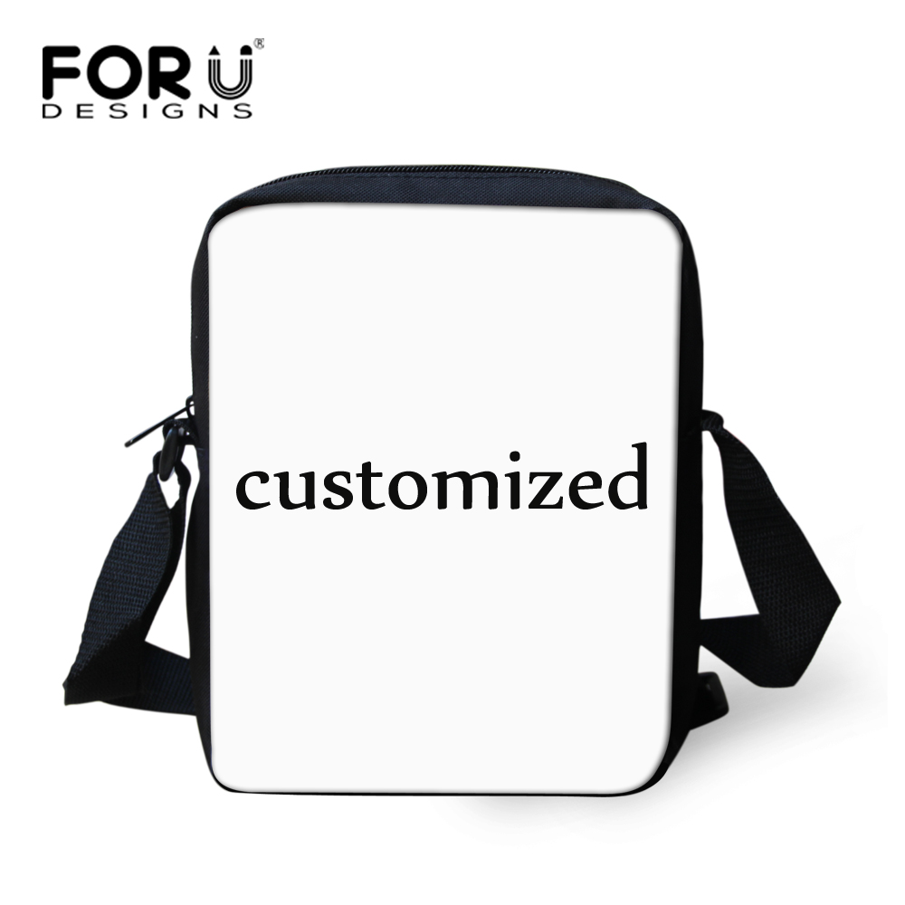 Custom Mini Messenger Bag for Women High Quality Children Girls Boys Crossbody Bags Small Portable Shoulder Bags