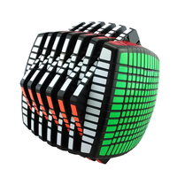 MOYU 13 Layers 13x13x13 Cube Speed Magic Cube Puzzle Educational Toy 136mm