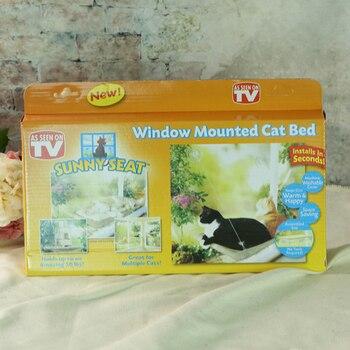 APAULAPET TV Window Mounted Cat Bed 1