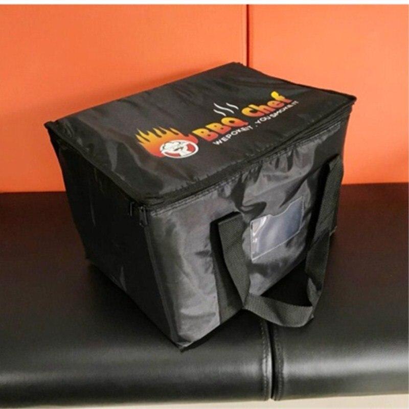 купить 30L/52L Insulated Cooler Bags For Food Big Capacity Lunch Box Handbags BBQ Ice Pack Vehicle Thermo Bag онлайн